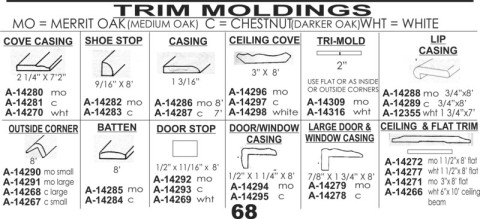 Arco Refrigeration Co Inc Windows Amp Accessories Trim